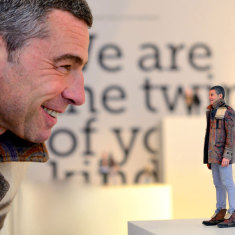 3d printed figurine of yourself