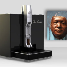 Chocolate 3D Printer