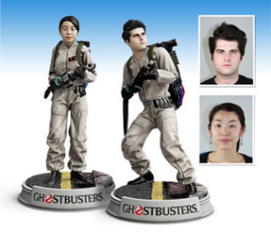 3DMe Ghostbusters