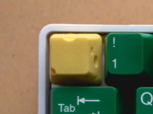 Custom Keyboard Cap