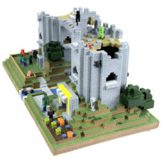 minecraft dat files 3d printed