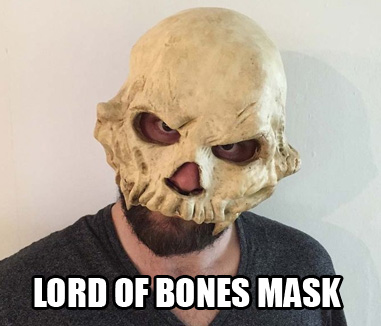 wildling game of thrones mask
